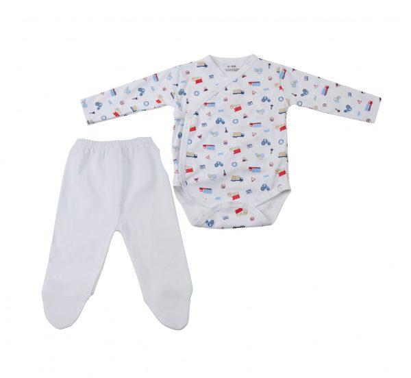 Body KimonoTrucks+Panty