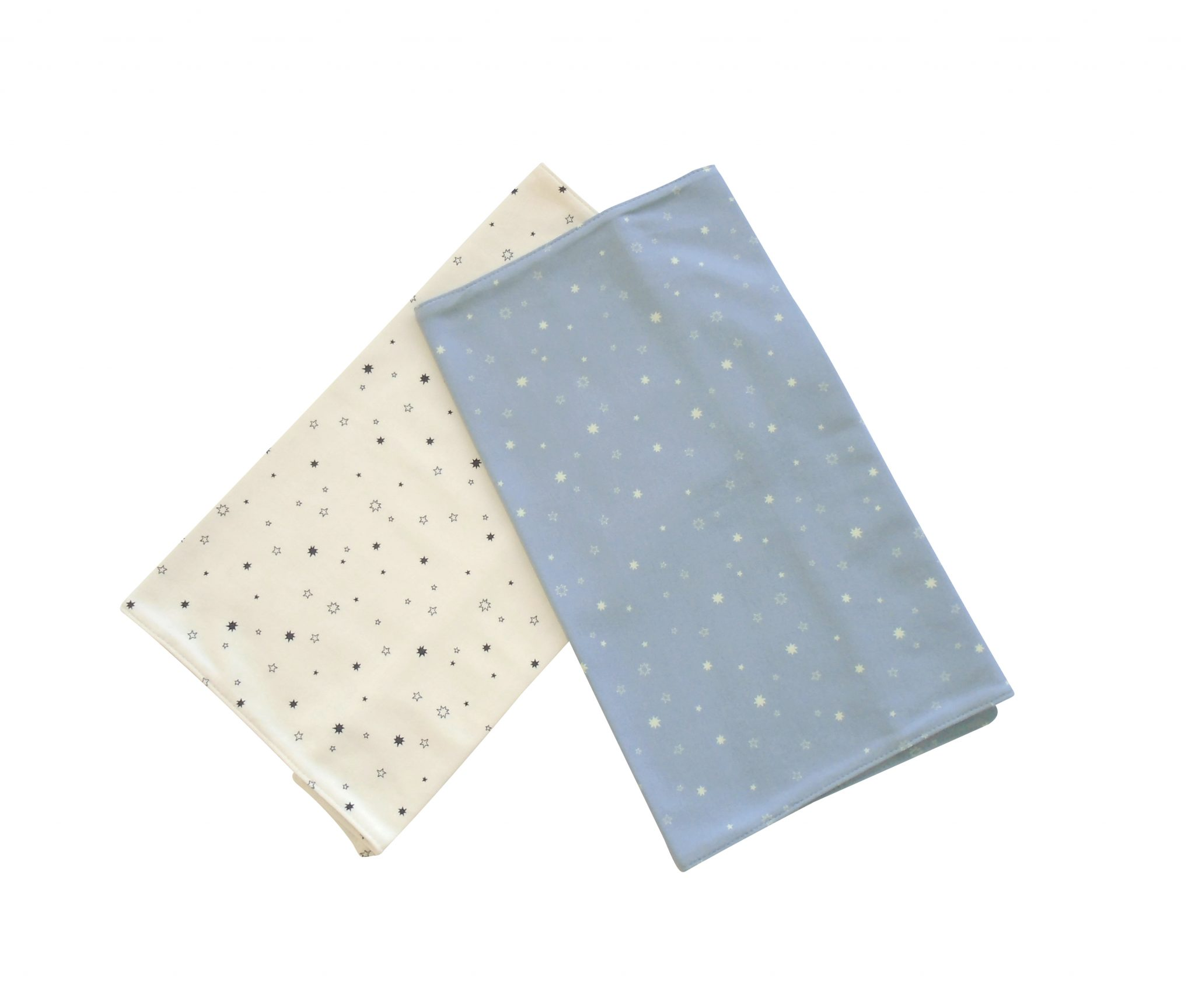 Pack 2 Mantas Stars Pima Organico • Moonwear fe2b2204e3dd