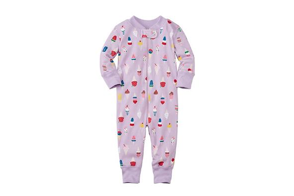 Pijama Orgánico 1 Pieza Ice Cream • Moonwear 4ce92590f449